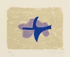In the Sky, or Bird XV  (1958)