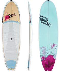 SUP Board for Yoga and Surfing