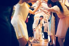 Flash mob / フラッシュモブ / サプライズ /アイディア/ コンテンツ / ダンス / dance / crazy wedding / ウェディング / 結婚式 / オリジナルウェディング/ オーダーメイド結婚式/ マンマミーア/ Mamma Mia!/野外フェス/