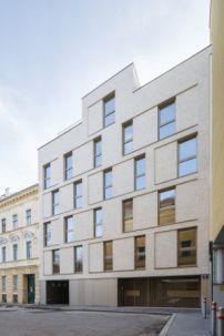Wohnhaus von AllesWirdGut / Wiener Klinker - Architektur und Architekten - News / Meldungen / Nachrichten - BauNetz.de