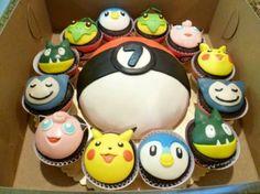 Pokémon Center: Cozinhar também é Arte! Aprenda a fazer Cupcakes Pokémon.