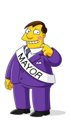 Simpsons Cartoon, Simpsons Characters, Cartoon Tv, Cartoon Drawings, Simpson Tv, Homer Simpson, Old School Cartoons, 90s Cartoons, Los Simsons