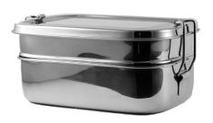 Stainless Steel Lunch Box - Lunch boxes for men Lunch Boxes For Men, Cool Lunch Boxes, Bento Box Lunch, Lunch Snacks, Lunches, Batman Lunch Box, Adult Lunch Bag, Stainless Steel Lunch Box, Lunch Containers