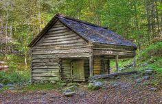Farm building, GSM National Park by steve_rob, via Flickr