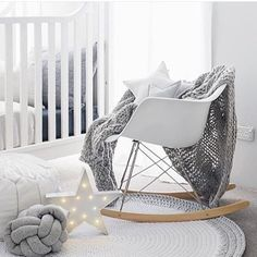 White + Grey I am so in love with this beautifully styled pic by the fabulous @oh.eight.oh.nine! Featuring the Louie Louie Star Light - in stock now www.minimistore.com.au