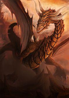 Percival The Dragon by Bangherang.deviantart.com on @DeviantArt