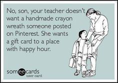 Teacher Appreciation Week. Imagine the gift cards when @Meredith Ziegler is district teacher of the year!