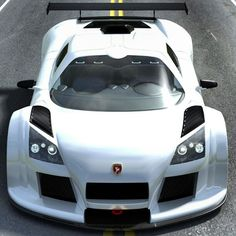 Speed machine! The Legendary Gumpert Apollo