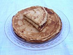 Nárwen's Cuisine: Crepes de Centeio