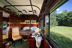 Travelling through the heart of Africa with @rovosrailtours #XOPrivate #RovosRail #Train