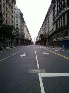 Diagonal Norte- Buenos Aires