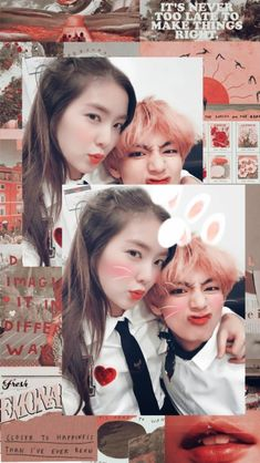 vrydag afrikaans more is Couple Wallpaper, Girl Wallpaper, Ulzzang Couple, Ulzzang Girl, Jimin Seulgi, Taehyung, Irene Kim, Bts Girl, Role Player