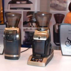 Release of our weight-based grinders - Vario-W and Esatto accessory.  SCAA Houston 2011