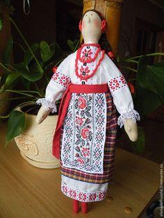 Купить Тильда в национальном украинском костюме - тильда, украинка, национальный костюм, народный костюм, сувенир