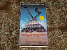 Norman's Awesome Experience (VHS, 1989) Rare OOP South Gate Fantasy *NOT ON DVD*