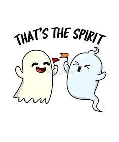 Funny Food Puns, Punny Puns, Cute Jokes, Cute Puns, Halloween Puns, Halloween Doodle, Spirit Halloween, Halloween Quotes, Halloween Things To Draw