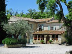 2014 - Mas des Comtes de Provence - Jacqueline et Pierre - Le Mas