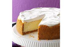 Organic Valley Family-Favorite Cheesecake Recipe