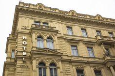 Our building is from century. Prague Hotels, Seven Days, Eurotrip, Czech Republic, Great Deals, Boutiques, Trip Advisor, 19th Century, Multi Story Building
