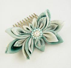 Colecţia kanzashi 2013 | Atelierul Grădina cu fluturi