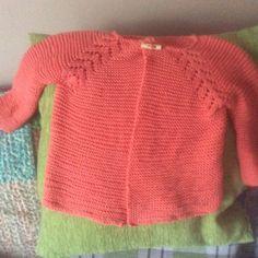 Norwegian Fir Top Down Cardigan - P109 Knitting pattern by OGE Knitwear Designs