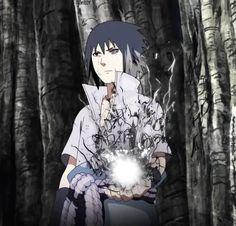 Chidori-sasuke #naruto #anime