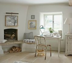 Cozy Corner In Santa Barbara Cozy Cabin Pinterest