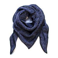 Winter blue scarf.  http://www.eldasign.com/shop/scarves/winter/