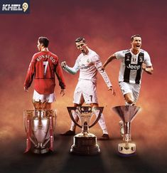 Cristiano Ronaldo became the first player to win the Premier League, La Liga and Serie A 🏆🏆🏆 Cristiano Ronaldo Cr7, Cristiano Ronaldo Wallpapers, Neymar, Football Results, Soccer Predictions, Soccer News, Juventus Fc, Latest Sports News, Ac Milan