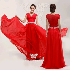 Bridesmaids or prom dresses!