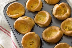 How to make Yorkshire puddings. Easily adapted for the airfryer, and use individual metal muffin tins. Simple but very good.