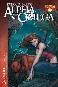 Patricia Briggs' Alpha and Omega: Cry Wolf (Volume) - Comic Vine