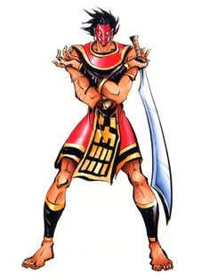 rascalthecat:    Tam Tam  Samurai Shodown