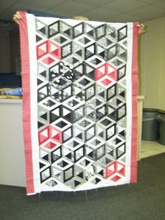No 'Y' Seams Quilt - Frances B 1