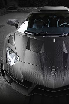 "Mansory Lamborghini Aventador LP 750-4 Superveloce ""J.S.1 Edition"" (LB834) '2016 Stealth Carbon (#FTA)"