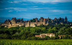 Le Canal Du Midi, Welsh, Saint Louis, Monument Valley, Mansions, House Styles, Travel, Stone, Purpose