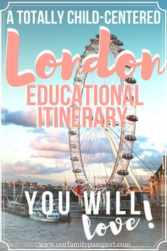 London is one of the best destinations in Europe! Here's the ultimate list of things to do in London that is perfect for kids, and fun for the adults! Backpacking Europe, Travel Europe, Travel Uk, Travel Money, Round Travel, Disney Travel, Cheap Travel, Ireland Travel, Europe Destinations