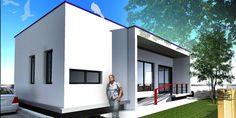 100 Sqm House proposal