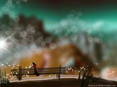 Es gibt Orte, die sind so kraftvoll, an denen wir uns nicht nur wohl fühlen können, sondern auch auftanken.  Make Myday Die Abenteuer der kleinen Fee Als Kalender und auf Wunsch jedes Motiv als FineArtPrint erhältlich. Mehr HerzLichtprodukte findest Du im Shop. http://www.spielweltv3galerie.com/shop/