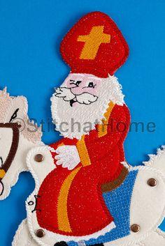 Sinterklaas in de to