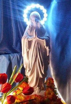 La preghiera di affidamento alla Madonna Miracolosa: La Madonna più pregata e venerata in rete. RECITARE QUESTA PREGHIERA   A BASSA VOCE, CON LA MASSIMA DEVOZIONE E L'ASSOLUTO SILENZIO. I Love You Images, Mother Mary, Madonna, Card Ideas, Angels, Faith, Anime, Hail Mary, Virgin Mary