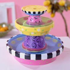 Fountain Fiesta Craft ePattern