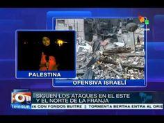 Intensifica Israel sus bombardeos sobre el puerto de Raffá