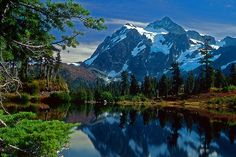 Mount Shuksan, Washington, United States