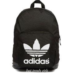 Adidas backpack - Trendy backpacks for girls http://www.justtrendygirls.com/trendy-backpacks-for-girls/