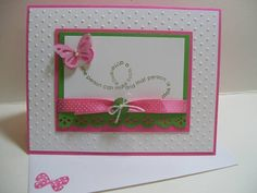 Addicted to Cardmaking: Appreciation Cards