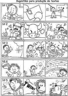 ATIVIDADES DIVERSAS CLÁUDIA: Imagens para produção de textos.