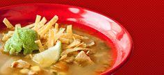 Low Calorie Love: Cafe Zupas Yucatan Tortilla Chicken Soup (Slow Cooker)