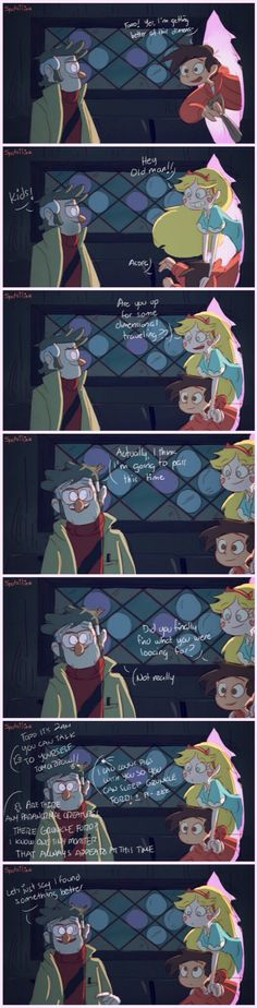 Star, Marco and For