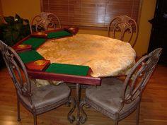 35 best game room images poker table diy poker table plans board rh pinterest com